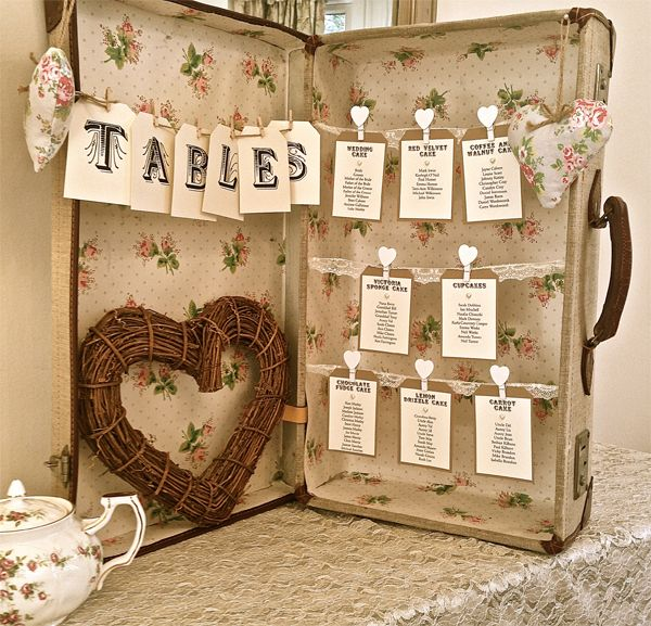 how to make a vintage suitcase table plan