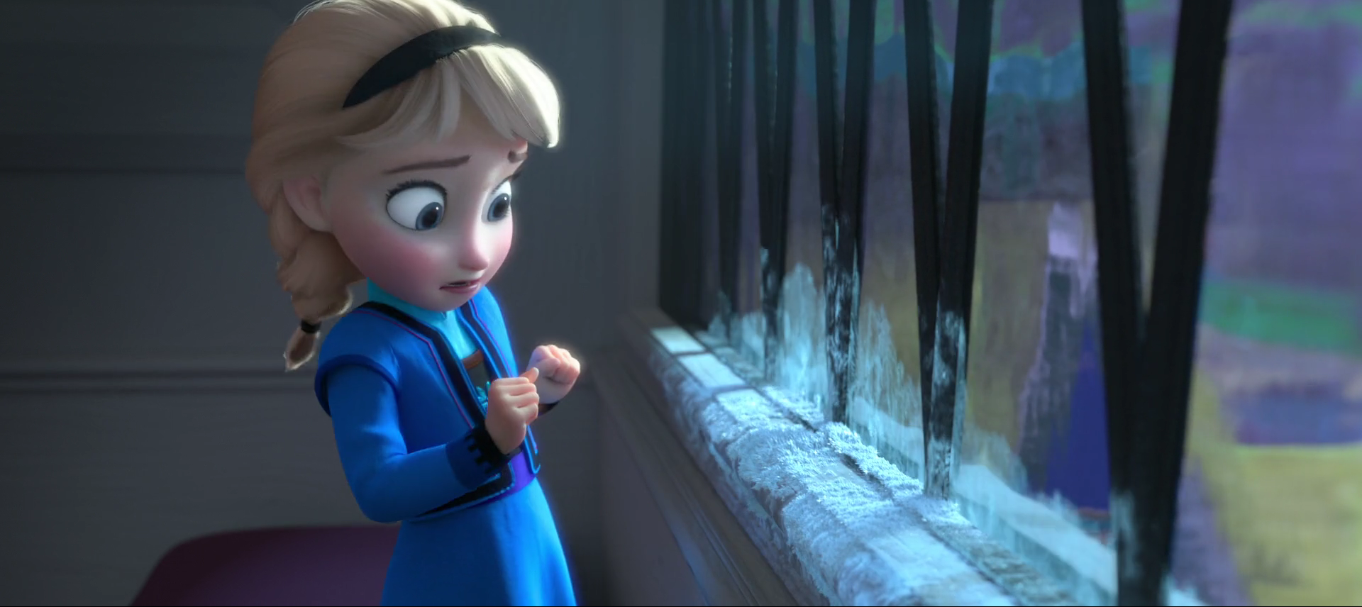 Queen elsa of arendelle also known as the snow queen is the deuteragonist of disney s