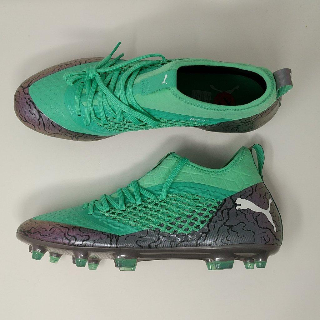211c2758ec26 Puma Mens Future 2.3 Netfit FG Shift Soccer Size 11 New 104832-01 – LoneSole