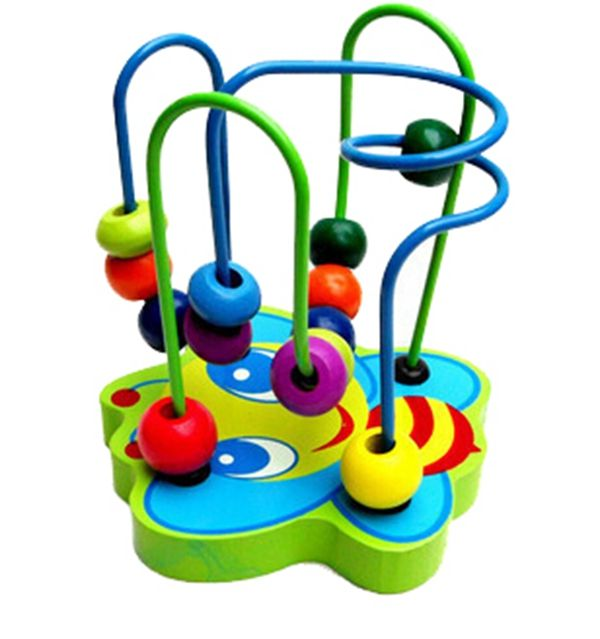 $6.20 (Buy here: http://appdeal.ru/6os0 ) Hot Mini Assemblage Orbit The Maze For montessori Educational Toys Wooden Toys Building Blocks  juguetes educativos  baby toys for just $6.20