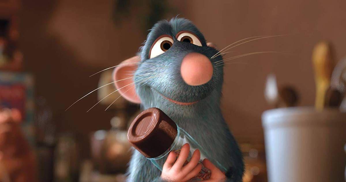 10 Filmes Sobre Gastronomia Para Assistir Na Netflix E Outras Plataformas Ratatouille Disney Personagens Pixar Ratatouille Filme