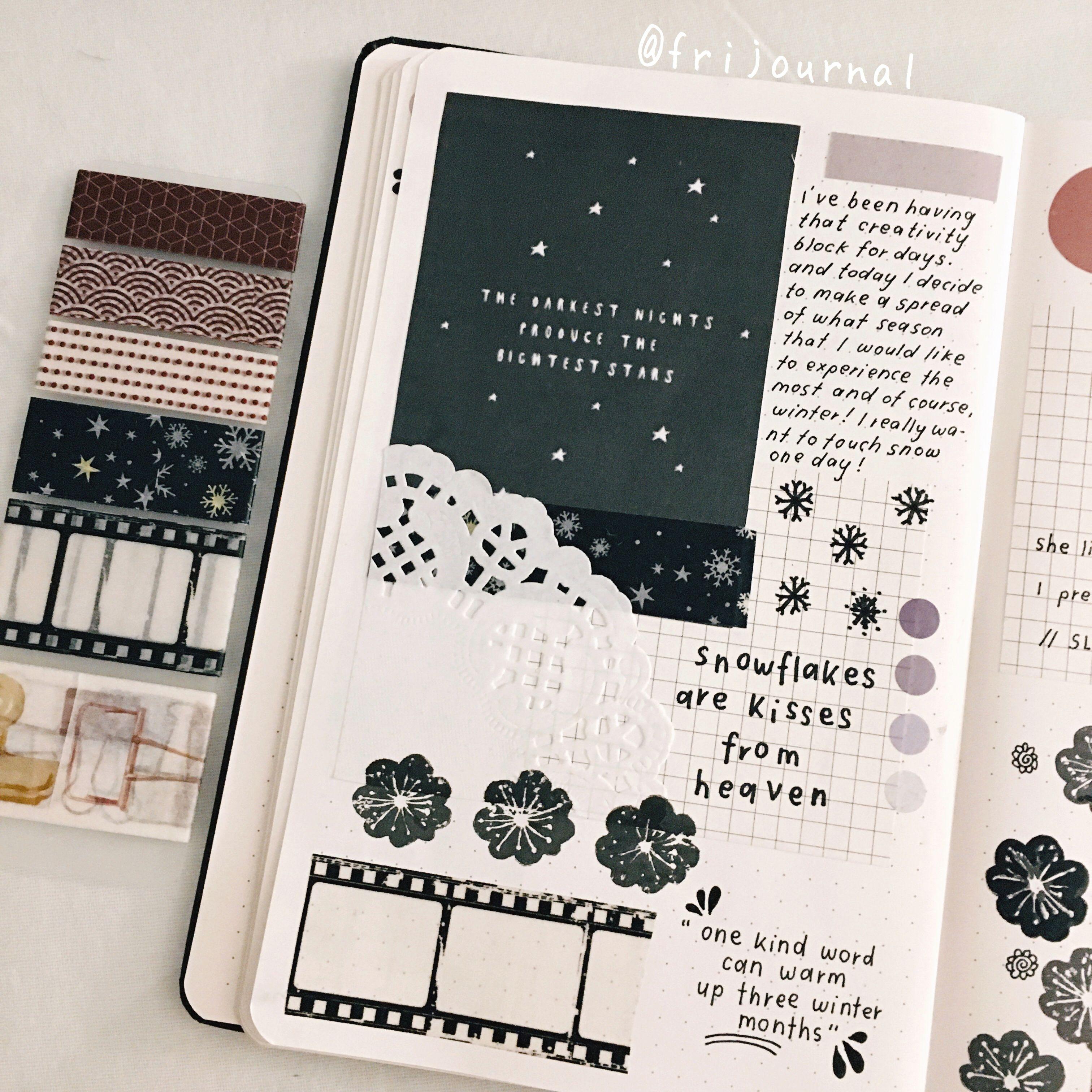 journal in 2020 | Bullet journal aesthetic, Bullet journal ...