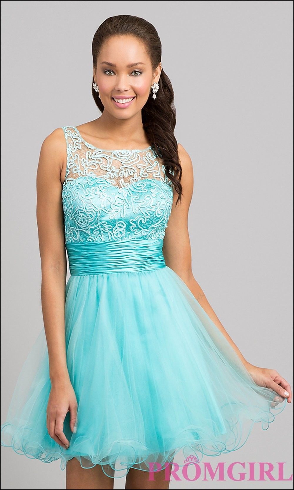Mint Semi formal Dress | Party dresses | Pinterest | Semi formal ...