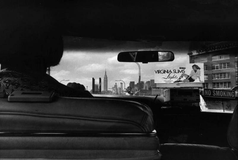 Raymond Depardon, Manhattan, New York City, 1981