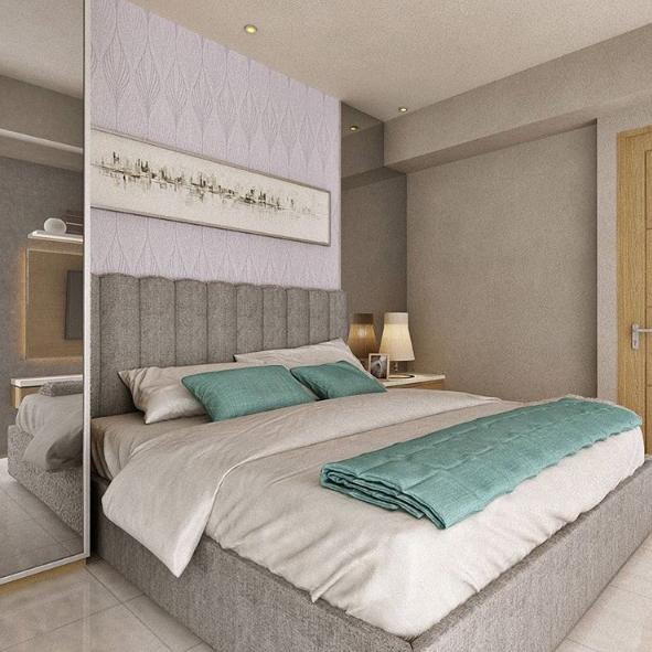 wandgestaltung schlafzimmer beispiele | Schlafzimmer | Pinterest ...