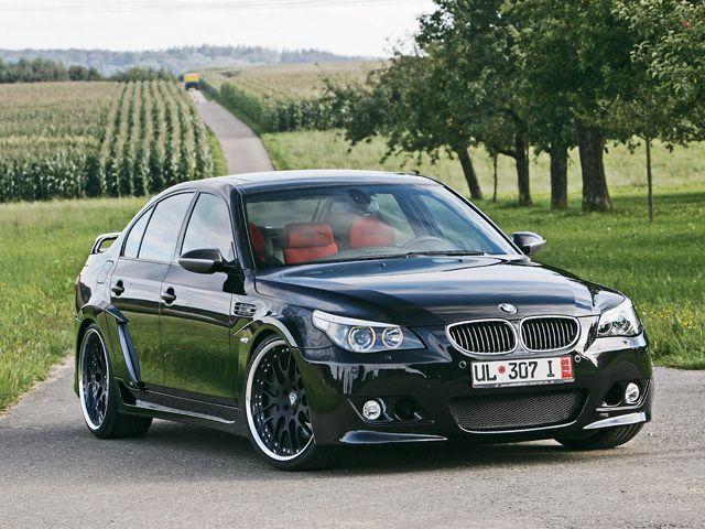 Hamann BMW M5 Race Edition, European Car Magazine Bmw