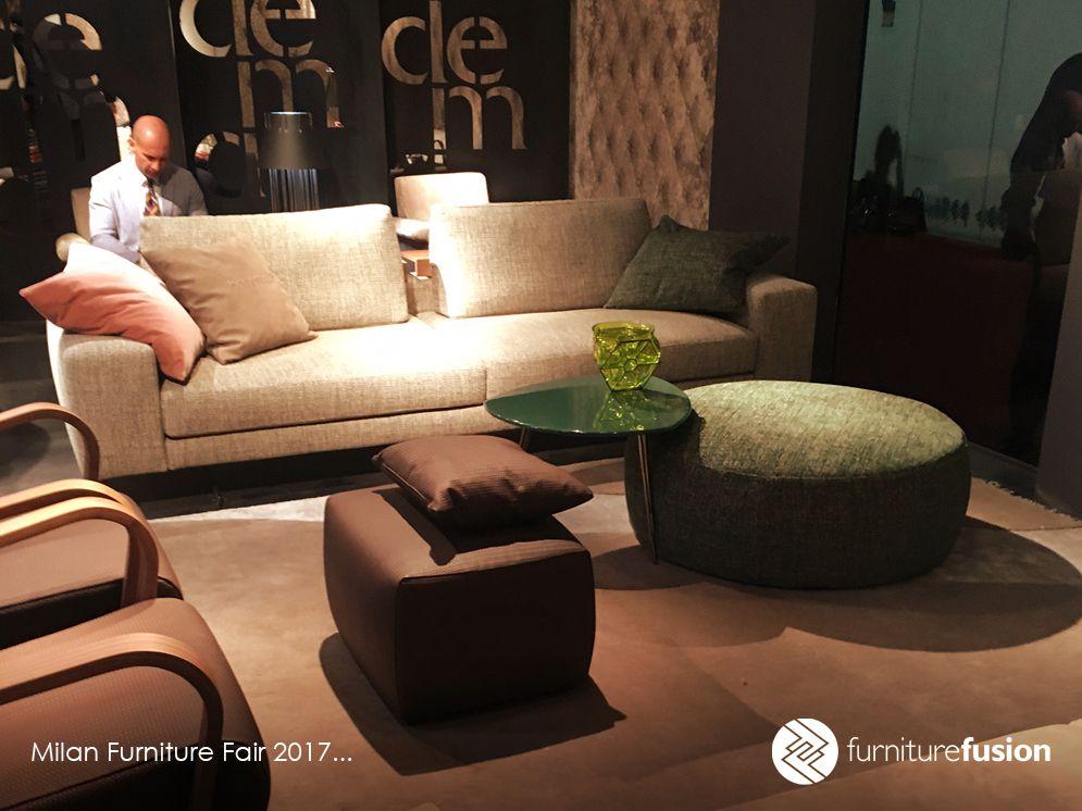 Furniture Fusion At The Salone Del Mobile Milan Milan Furniture Fair 2017 Milan 2017