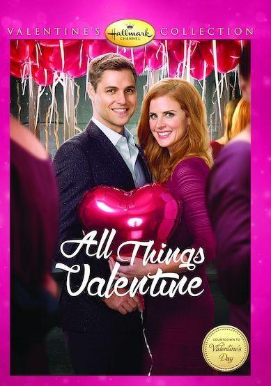 All Things Valentine Hallmark Movies Valentines Movies Family