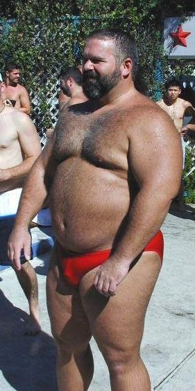 speedo Chubby thong guy
