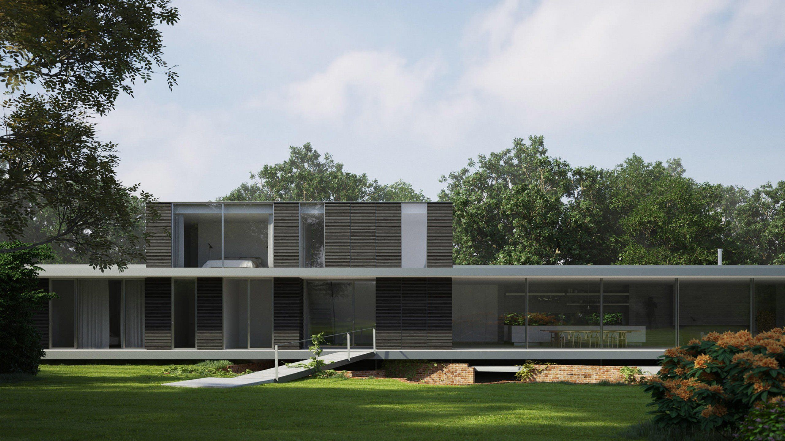Private House, Suffolk, UK | Strom Architects | Progetti | Pinterest ...