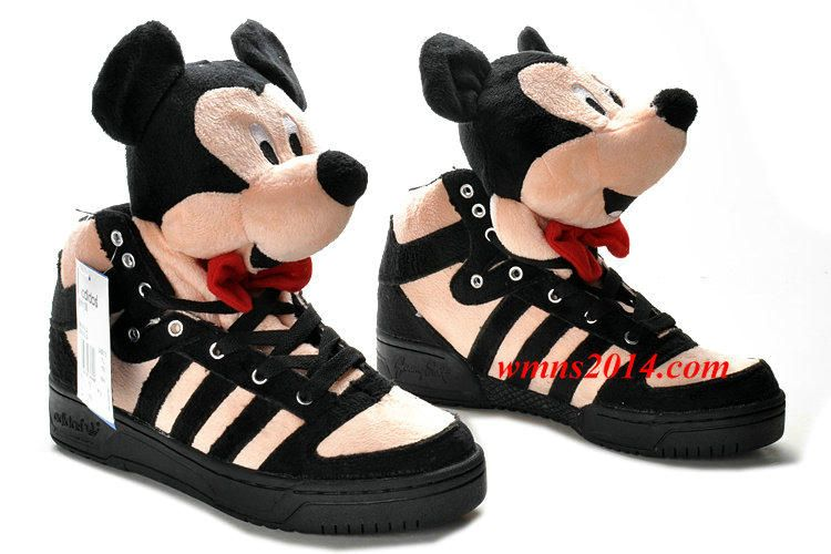 jeremy scott mickey mouse adidas