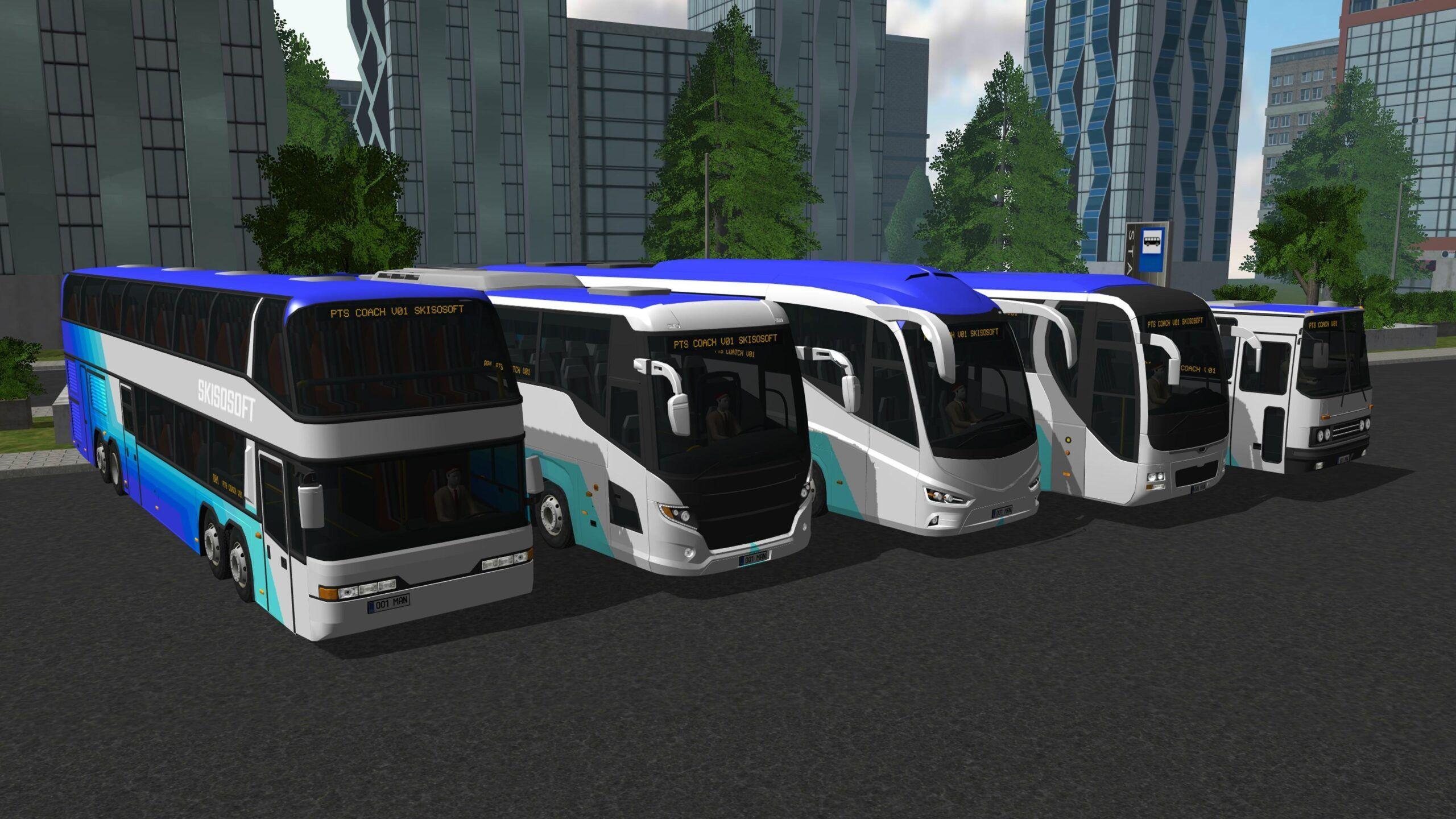 Public Transport Simulator Public Transport Transportation Simulation