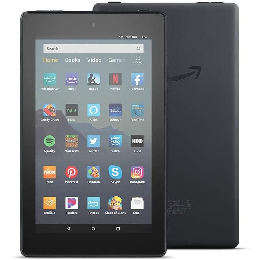 Amazon 2019 9th Gen 7 In Wi Fi Only Android 9 Pie Tablet Lowes Com Fire Tablet Tablet 7 Tablet