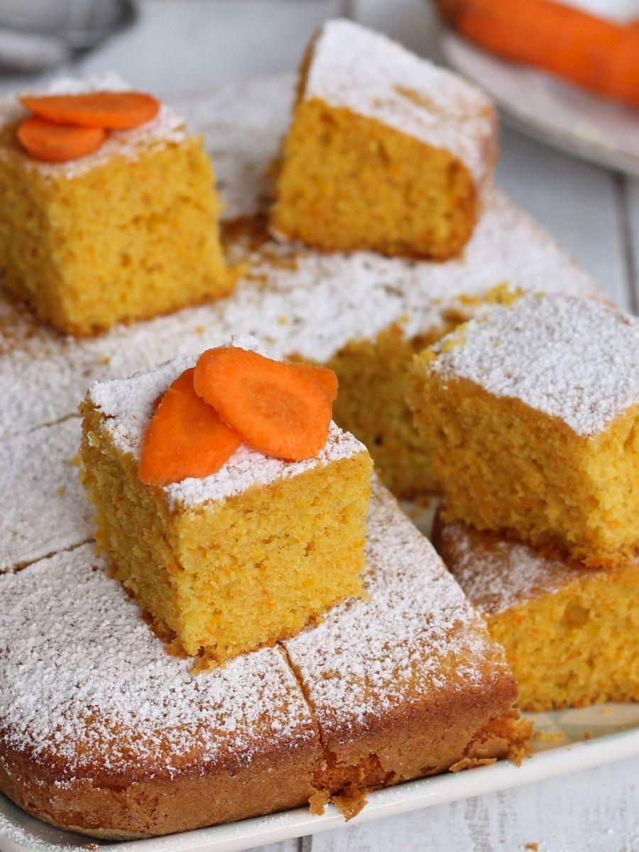 Ricette Torta Di Carote