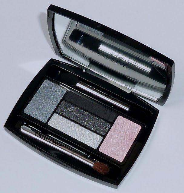 400af87d6db Lancome Hypnose Drama Eyes 5 Color Palette Smoky Eyes DR2 Mon Smoky  swatches/ Палетка теней Гипноз драма от Ланком свотчи