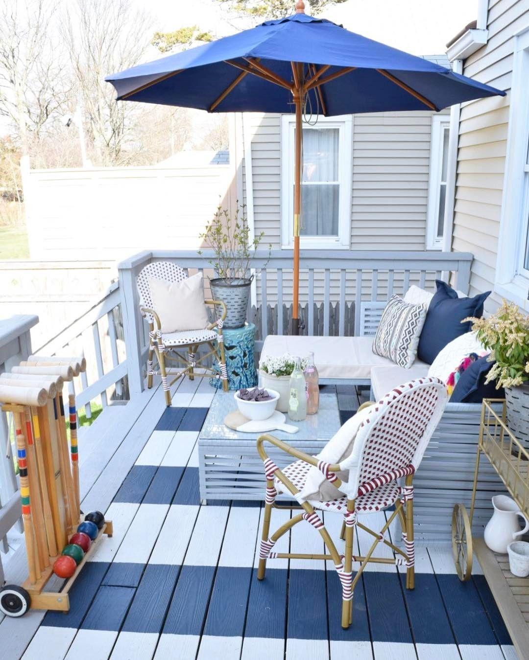 Instagram   Terrasses fleuries   Idée déco terrasse ...