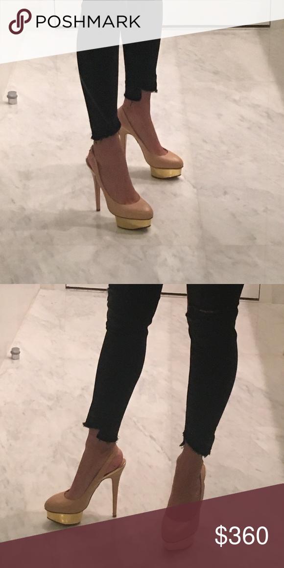 Pin on Charlotte Olympia Heels