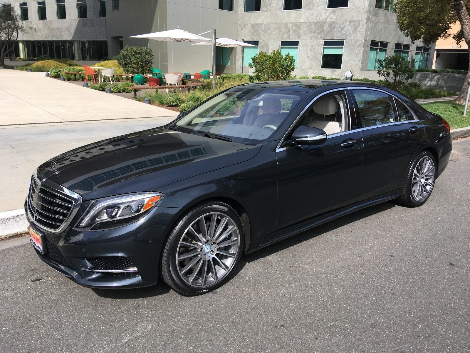 2015 Mercedes Benz S Class S550 2015 Mercedes Benz S550 Sport Sedan Certified Pre Owned Unlimited Mile Warran