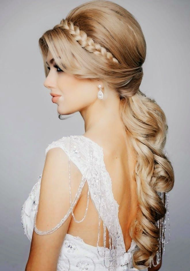 Hairstyles brides 2015 characterized by smooth hairstyles brides hairstyles brides 2015 characterized by smooth hairstyles brides of the most important steps that are always junglespirit Gallery