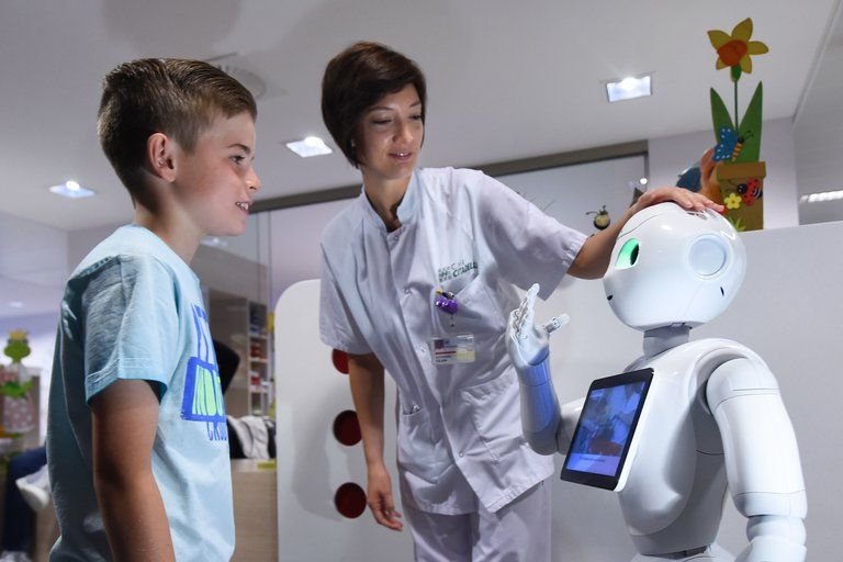 Ai is rapidly transforming the health care industry