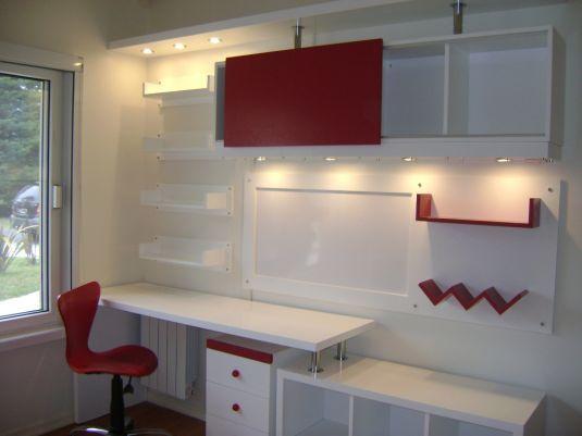 escritorios modernos para la casa buscar con google