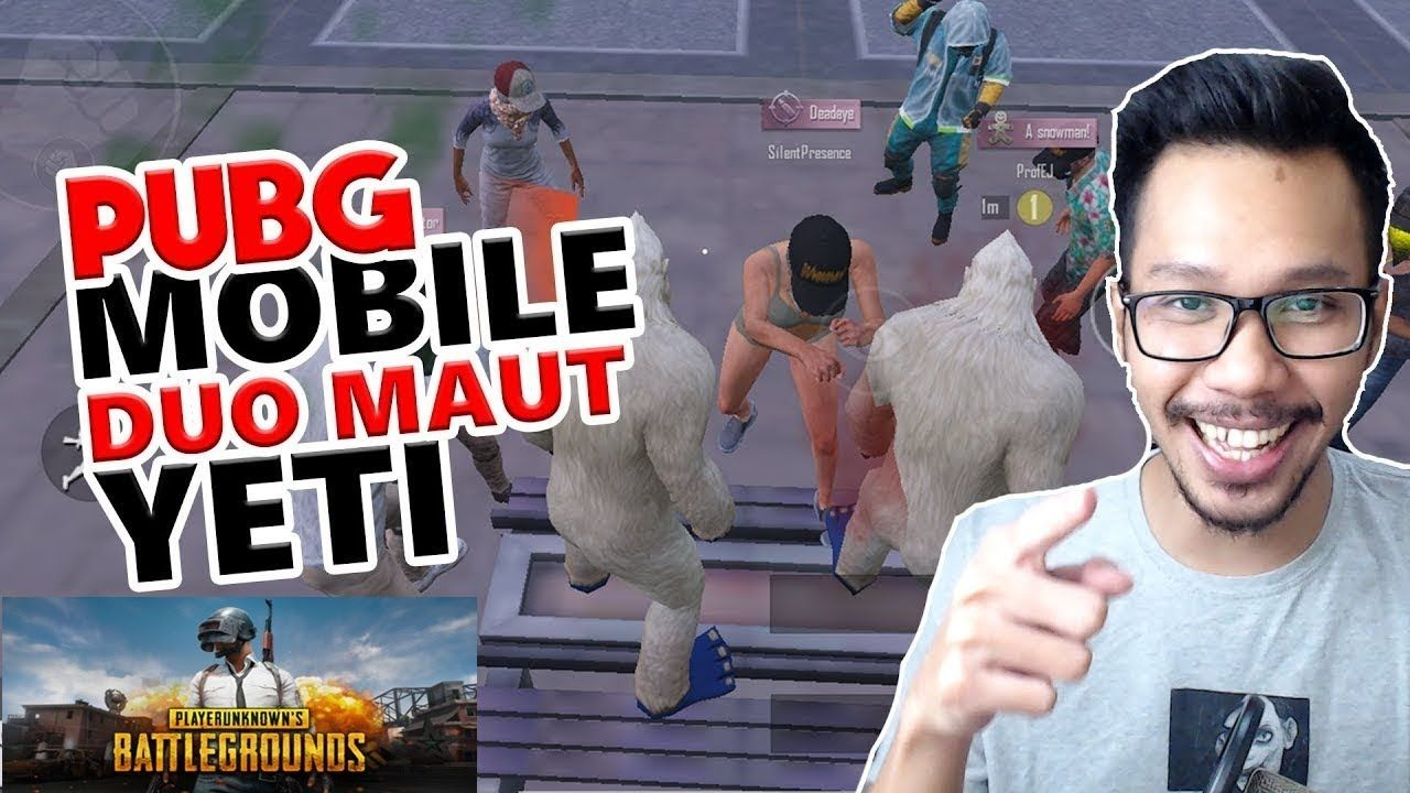 Top One Duo Yeti With Ej Gaming Pubg Mobile Indonesia Top One