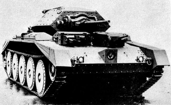 A15e1 One Of Crusader S Prototype World Of Tanks Military
