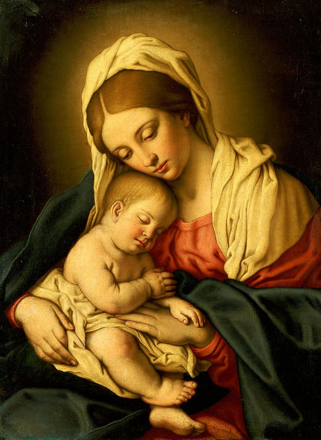 Image result for the madonna and child