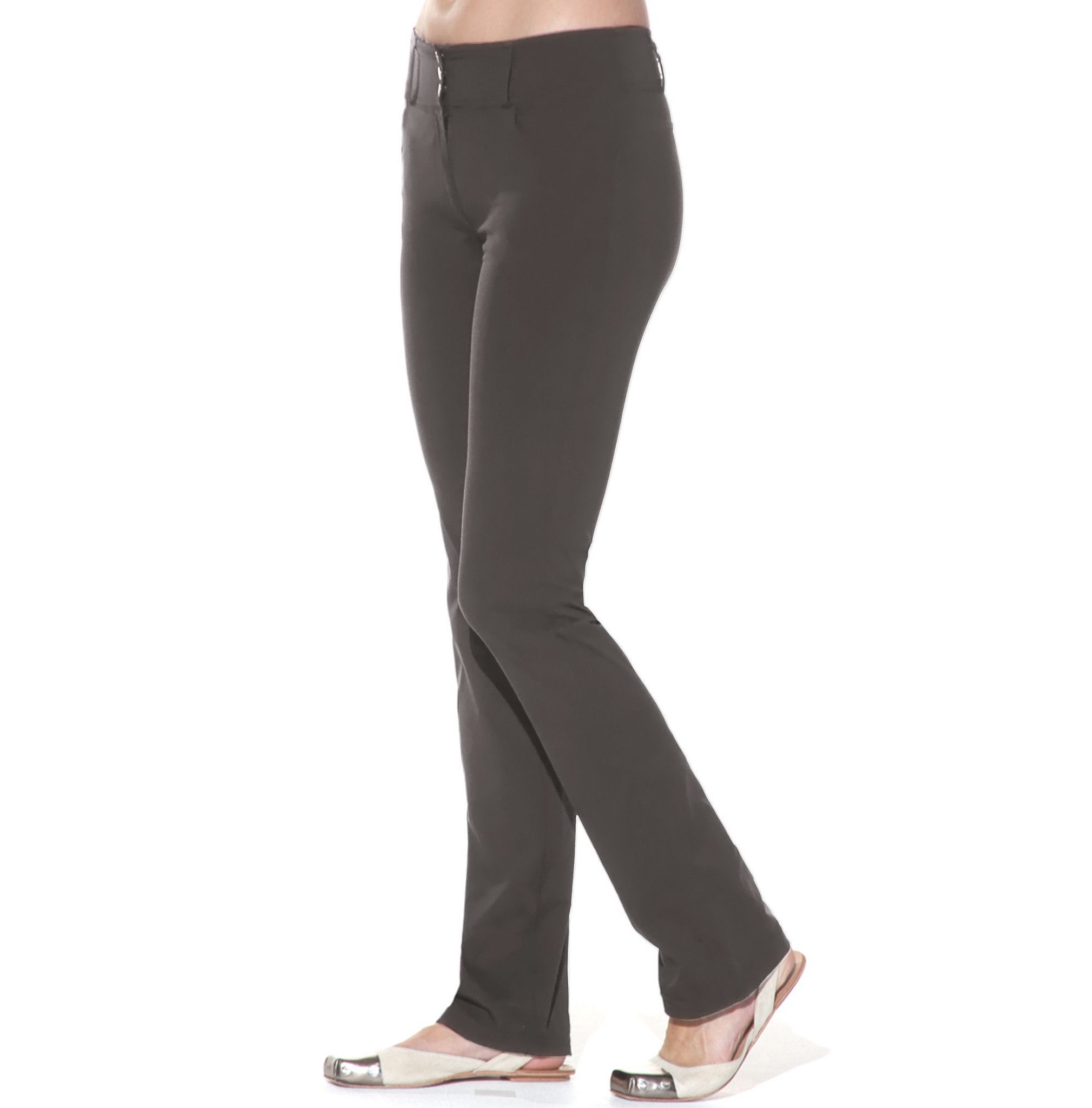 Women\'s Wrinkle-Free Paola Bootcut Travel Pants | Anatomie | Products