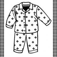 Free Printables Pajamas Flash Card Pajama Day Creative Kids