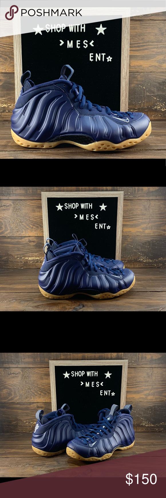 Nike Womens Air Foamposite One USA ShoesSize 8W ...