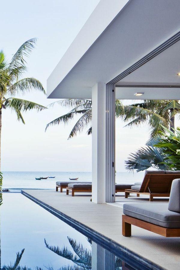 Les Plus Belles Maisons Du Monde Architecture Beach House Decor House Design