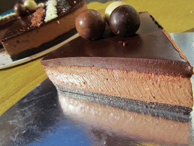 Cheesecake chocolatissimo