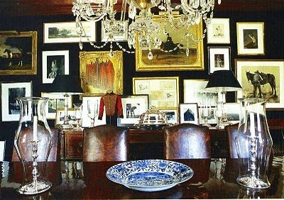 Image Detail For Ralph Laurens Dining Room