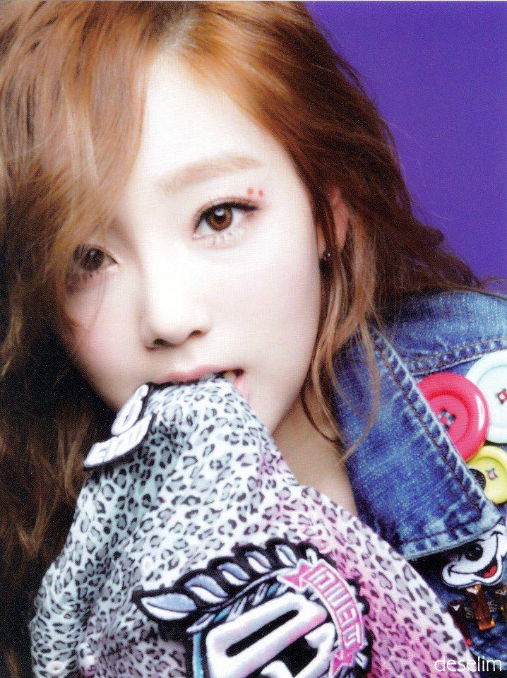 I Got A Boy Album Photobook Scan-Taeyeon