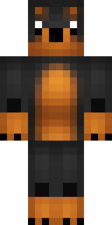 Free Dog | Minecraft Skins