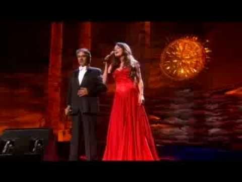 Andrea Bocelli Sarah Brightman Canto Della Terra Stereo