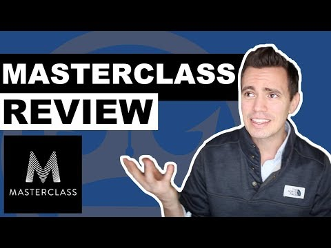 Masterclass Review - Is It Worth the Money? - YouTube ...