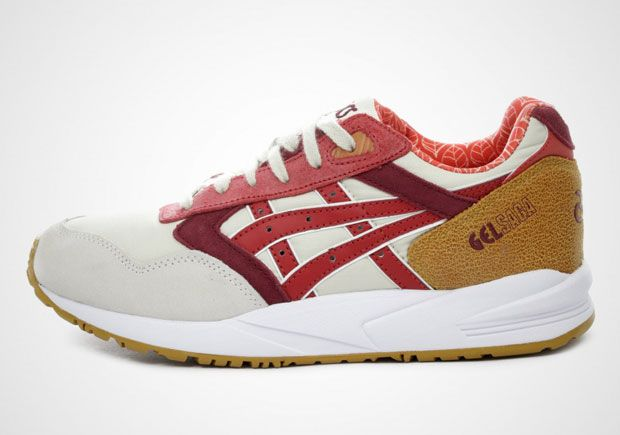 Asics Gel Saga Fall Leaves Sneakernews Com Adidas Shoes