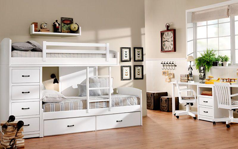 Lacado infantil y juvenil programa newport mobiliario Mobiliario juvenil ikea