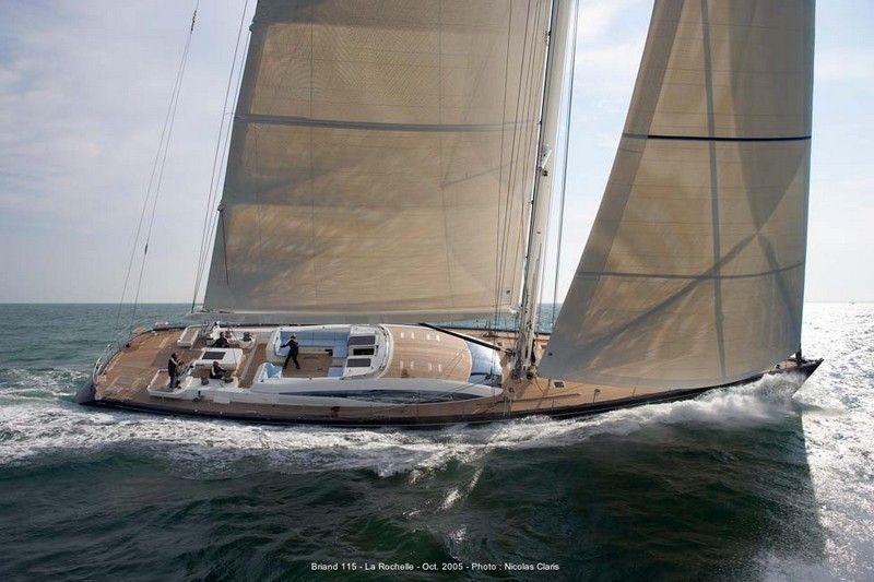 CNB Superyachts Naos Yacht Sales Sailing Pinterest