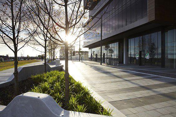 City Street | Dandenong Australia | ASPECT Studios