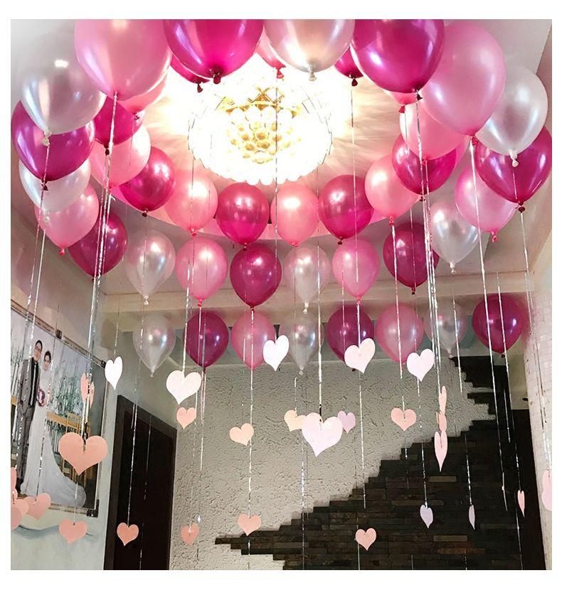 Birthday Party Decoration Birthday Decorations At Home Birthday Balloon Decorations Birthday Decorations