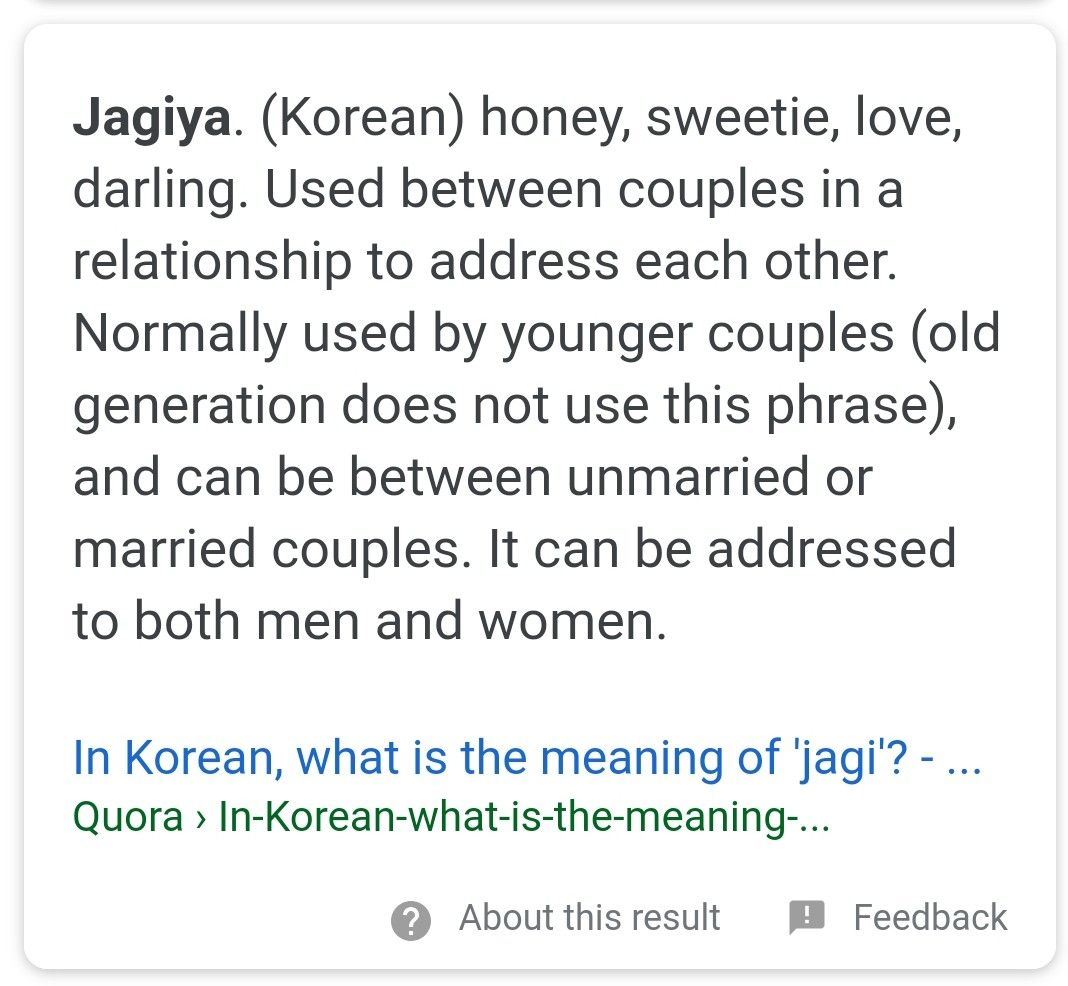 Jagiya meaning Learn korean, Writing inspiration, Meant