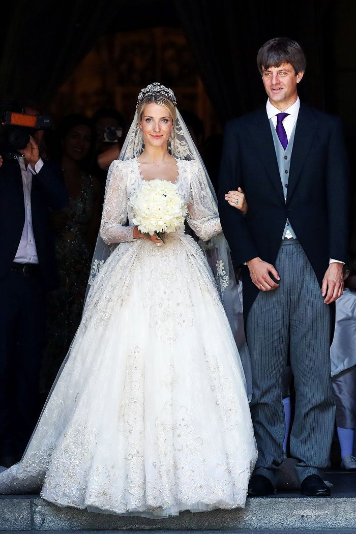 The 24 Most Stunning Royal Wedding Dresses Throughout History ...