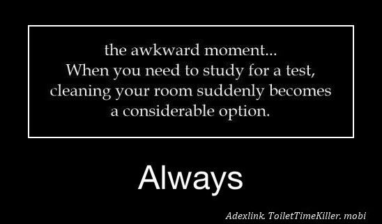 the awkward moment