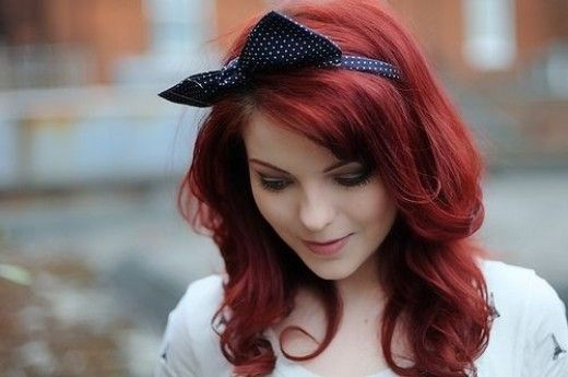 Red Hair for Your Skin Tone