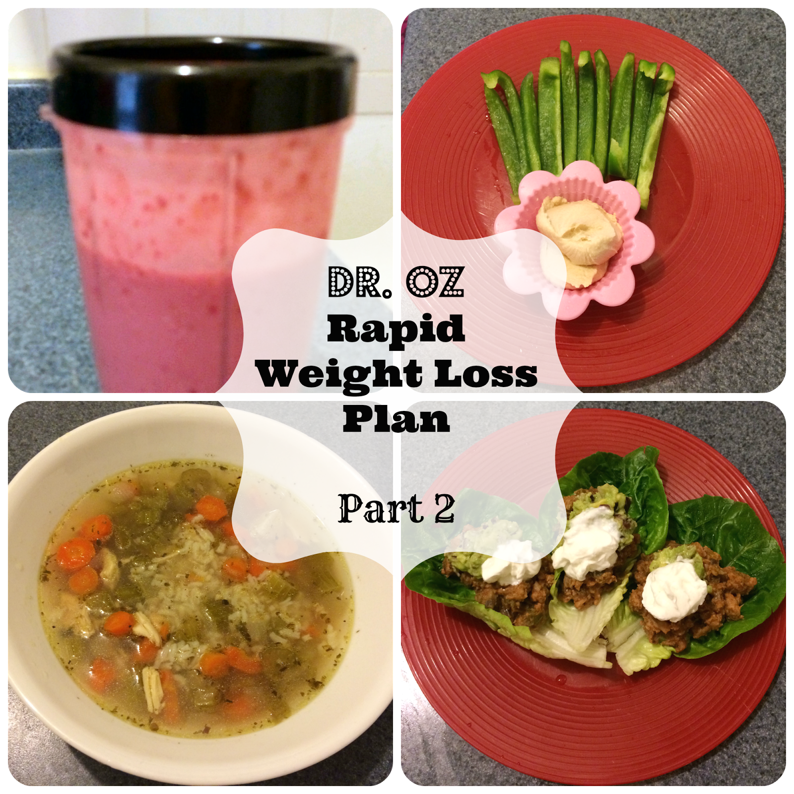 Lose weight on a smoothie diet