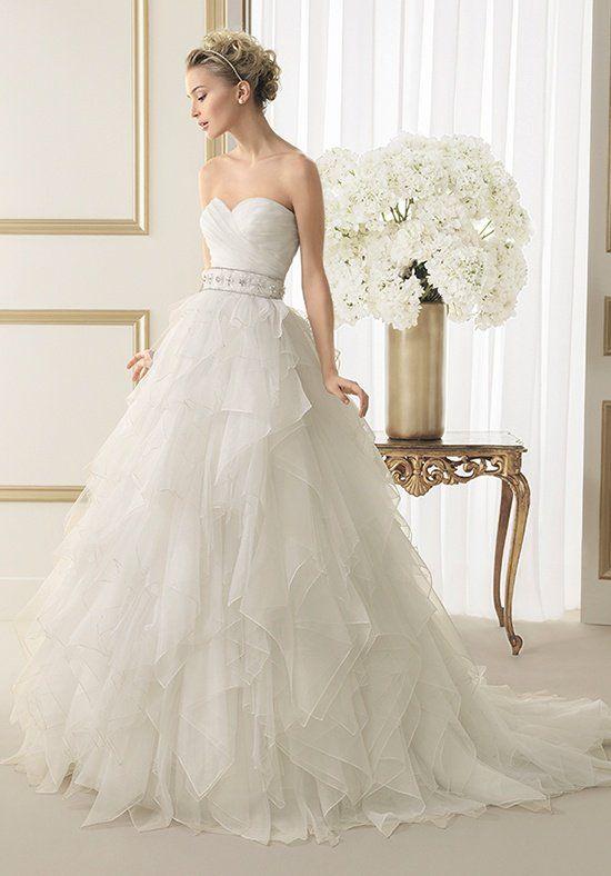 Luna Novias 163-ESTELA Wedding Dress - The Knot