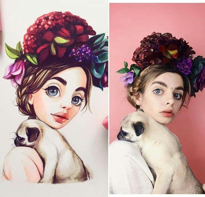 By lera kiryakova inspirational art work pinterest